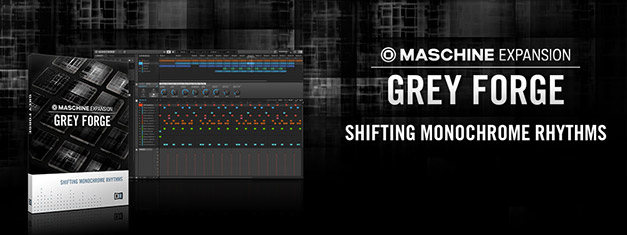 Grey Forge Maschine expansion Pack