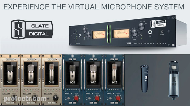 Slate Digital Virtual Microphone System plug-in.