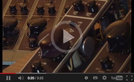 Universal Audio UA 610 preamp collection for UAD hardware
