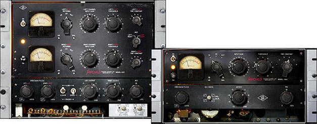Universal Audio Fairchild Tube Limiter Collection