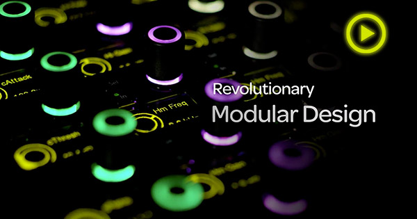 Avid Announces S6 Mixing Desk