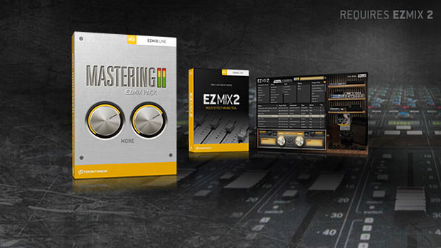 EZmix Mastering II Pack