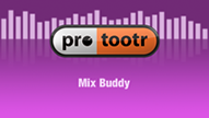Mix Buddy - video tutorial intro screen
